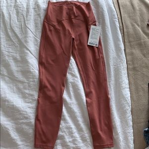 "Lululemon HR Tight 25"" (new with tag)"